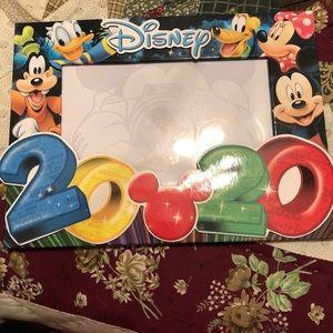 Disney 2020 Photo frame